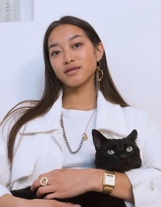 #ELLEfashioncrush : la collab de bijoux upcyclés Kitesy Martin x Téva Sartori