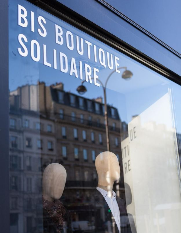 #ELLEFashionSpot : Boutique Bis Solidaire s'installe rue Lamartine