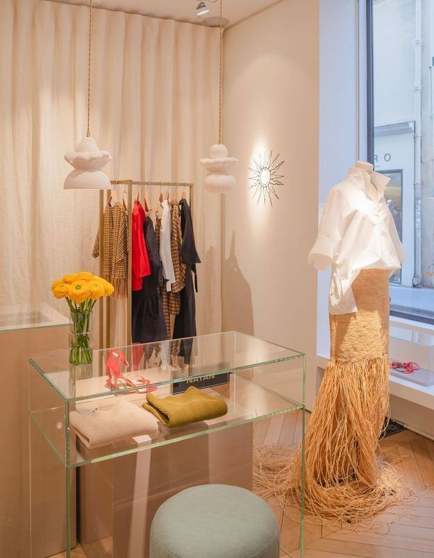 #ElleFashionSpot : La maison Natan ouvre sa première boutique parisienne