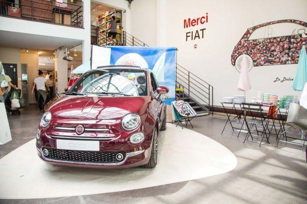 #ELLEFashionSpot : La nouvelle expo' chez Merci qui nous emmène tout droit en Italie