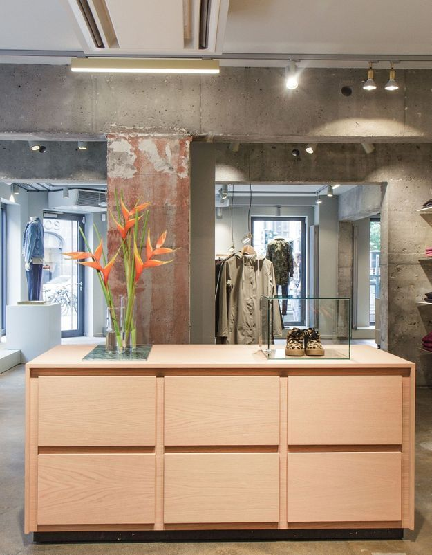 #ELLEFashionSpot : Samsøe & Samsøe ouvre sa première boutique à Paris