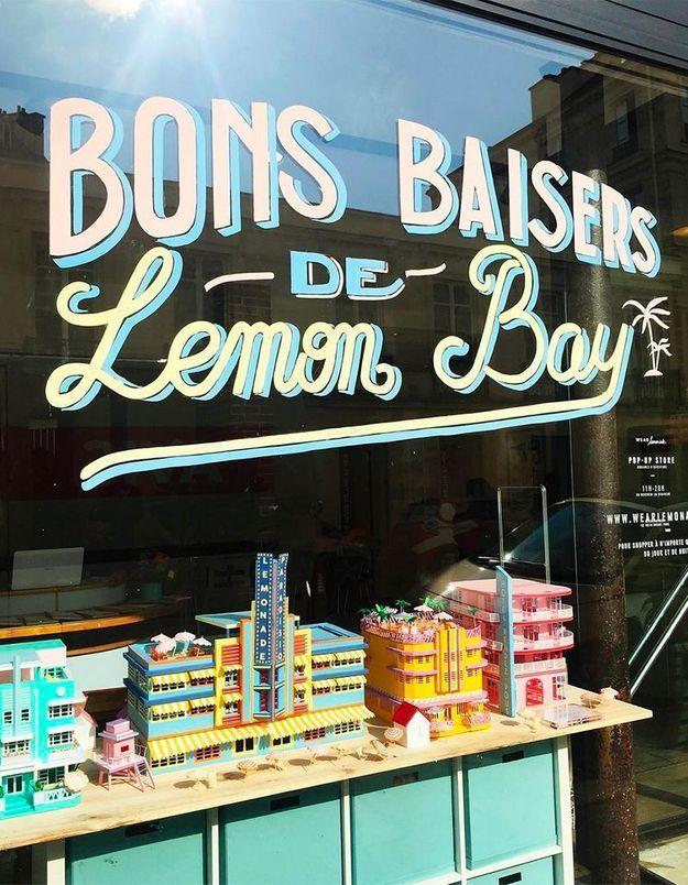 ELLEFashionSpot : Voici pourquoi il faut absolument découvrir le pop-up store de Make My Lemonade