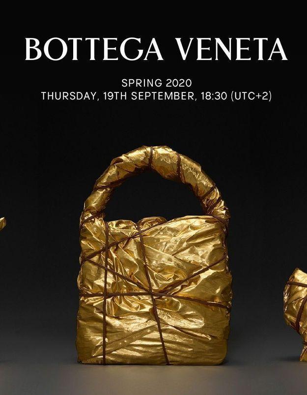 Fashion Week de Milan : suivez le défilé Bottega Veneta en direct