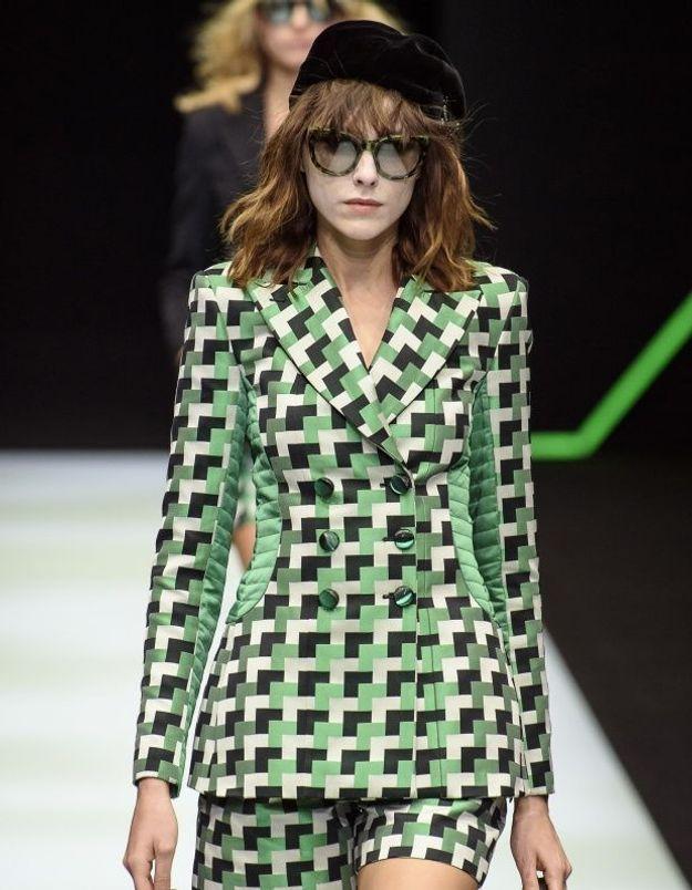 Fashion Week de Milan : suivez le défilé Emporio Armani en direct !