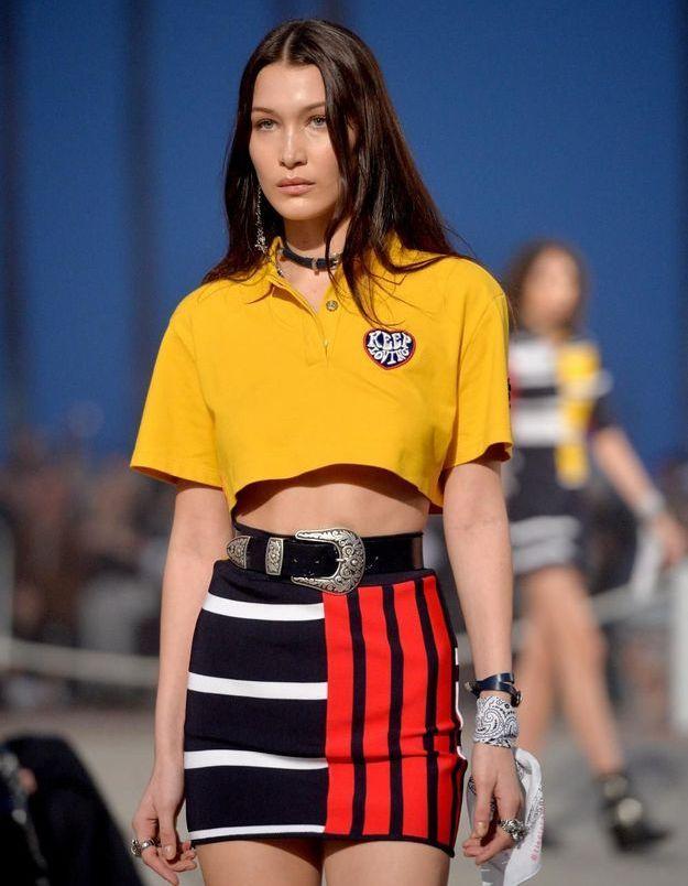 Fashion week de New York : Pourquoi le bandana blanc est-il la star des podiums ?