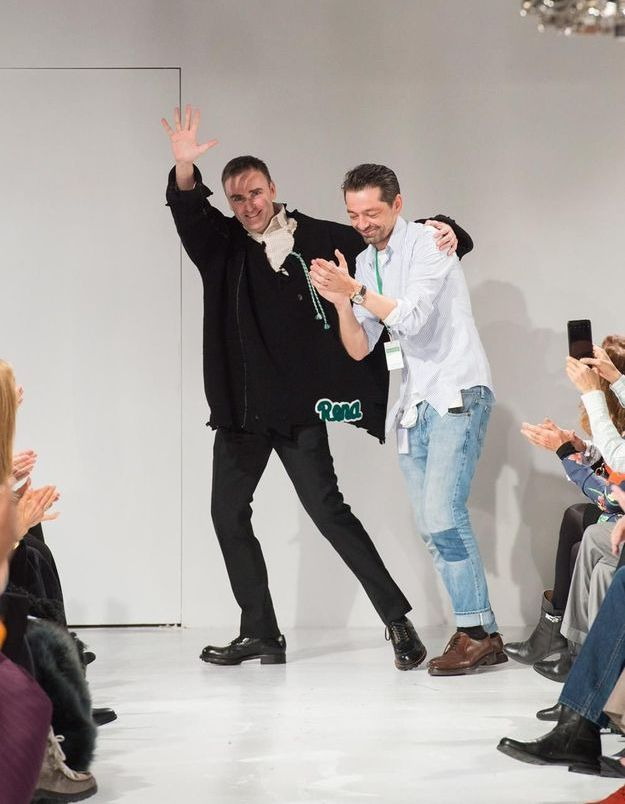Fashion week de New York : Raf Simons pour Calvin Klein ou le climax du plaisir