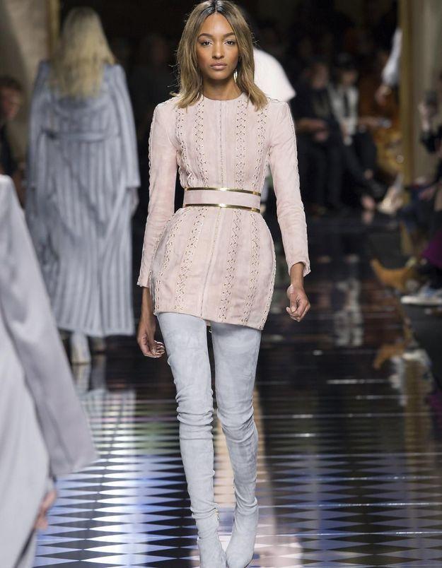 Fashion Week de Paris : suivez le défilé Balmain printemps-été 2017 en direct à 15h