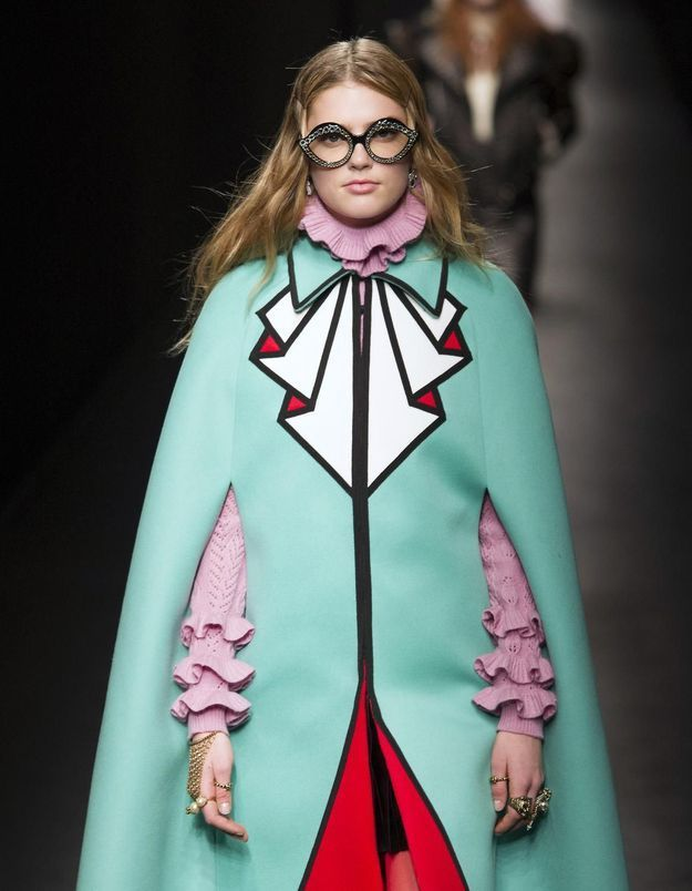 Fashion Week : Gucci proposera des défilés mixtes