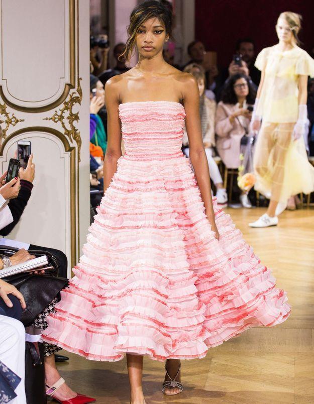 Fashion Week : le masculin féminin rétro de John Galliano