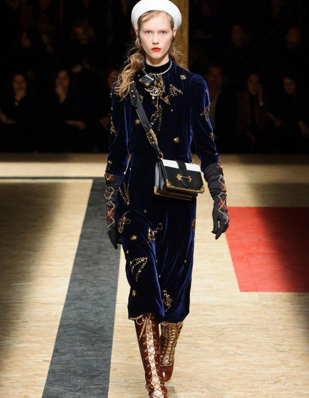 Fashion Week : Prada met un pied dans l'ère du « See now-Buy now »