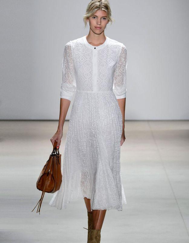 Fashion Week : Rebecca Minkoff applique le #SeeBuyWear
