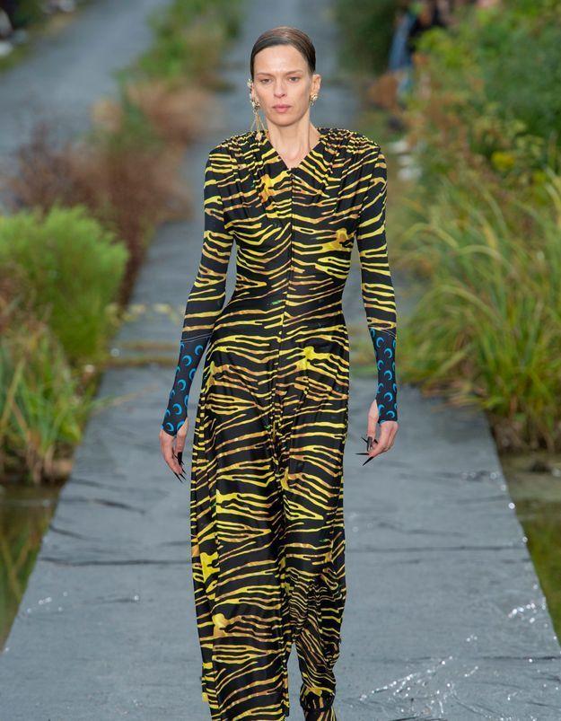 Fashion Week : suivez le défilé Marine Serre en direct
