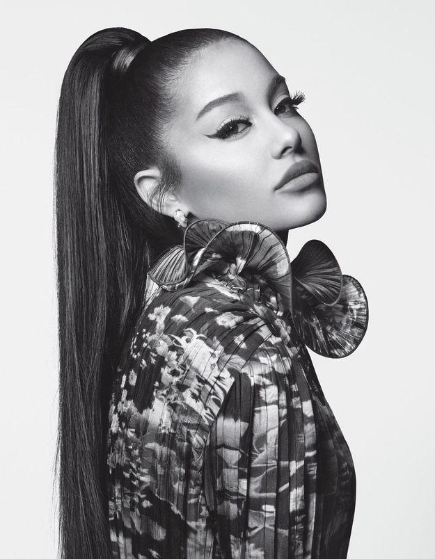 Givenchy dévoile (enfin) sa nouvelle campagne avec Ariana Grande