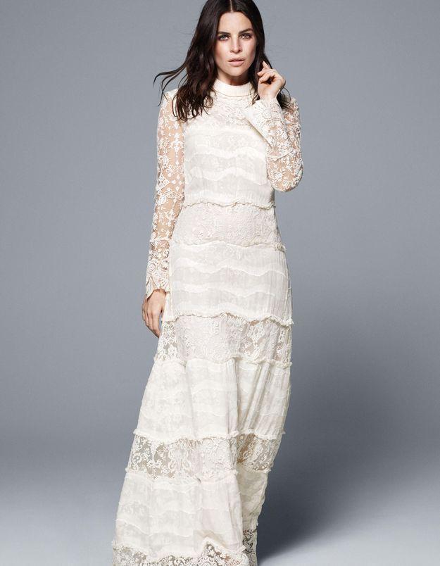 H&M propose des robes de mariée « Conscious Exclusive »