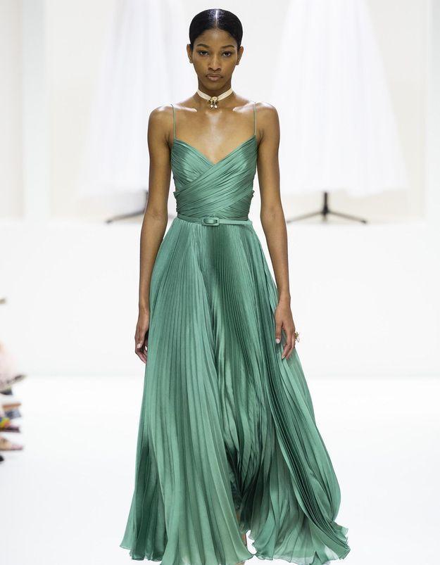 Dior Haute Couture AH 18-19 : l'hommage « Couture » de Maria Grazia Chiuri