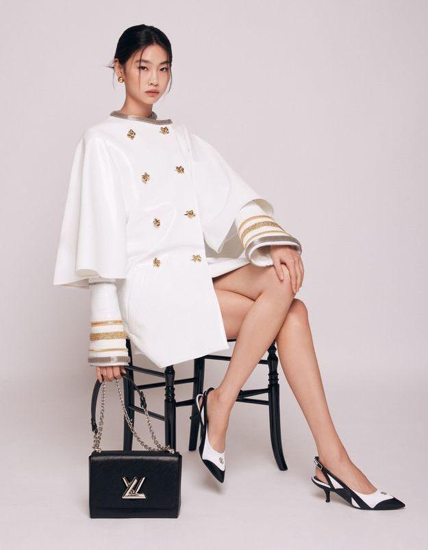 HoYeon Jung de « Squid Game » devient la nouvelle muse Louis Vuitton