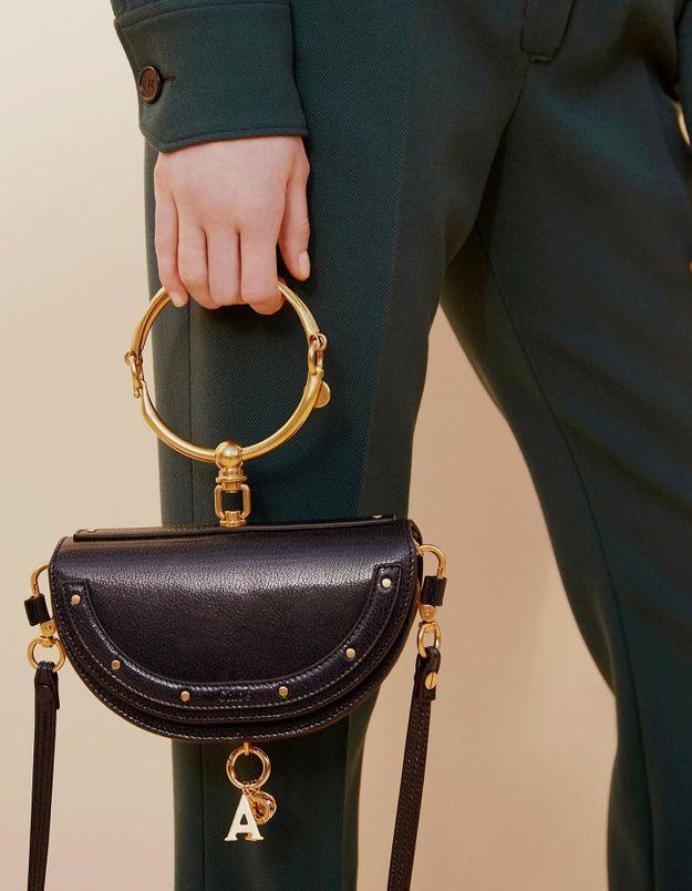 It pièce : le sac bracelet de Chloé