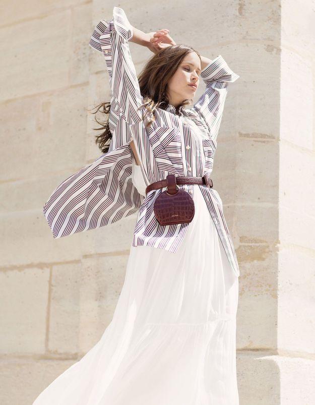 It-piece : le sac ceinture Polène