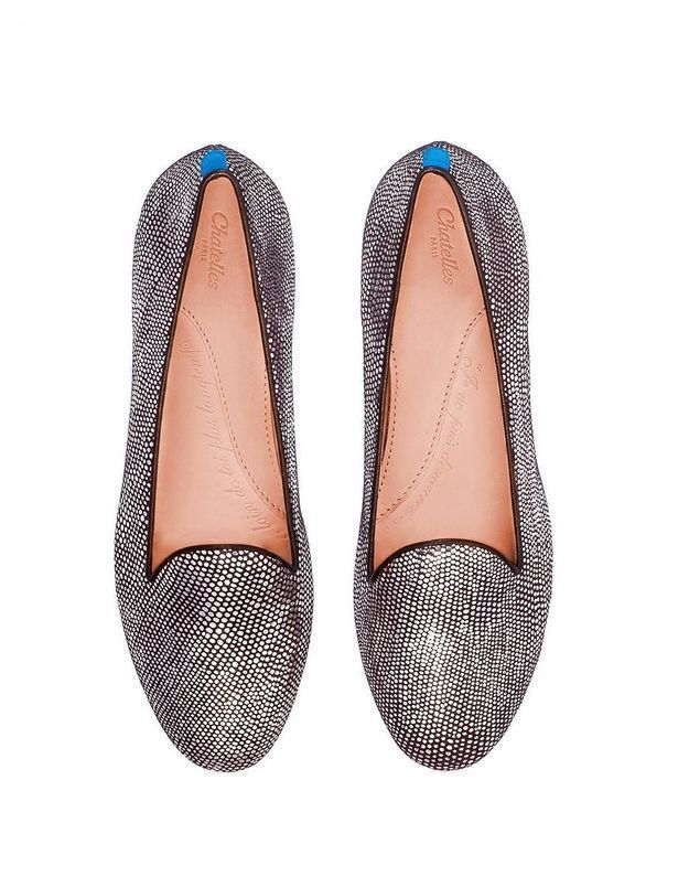 It pièce : les slippers Roméo de Chatelles