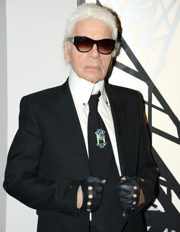 Karl Lagerfeld sera à l'honneur lors des British Fashion Awards