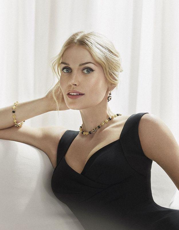Kitty Spencer, nièce de Lady Diana, est la nouvelle ambassadrice Dolce & Gabbana