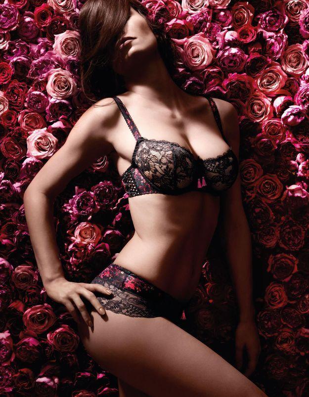 L'instant mode : Christian Lacroix se joint à Aubade pour une collection sexy