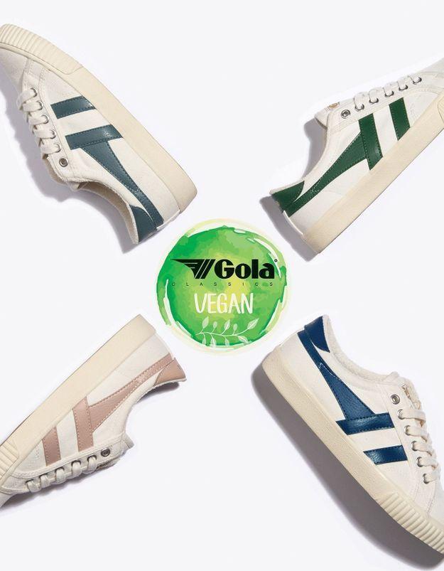 L'Instant Mode : Gola lance sa ligne de basket 100% vegan