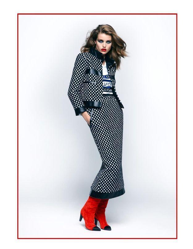 L'Instant mode : La botte Chanel