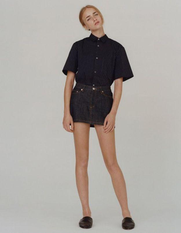 L'instant mode : la chemisette d'A.P.C.