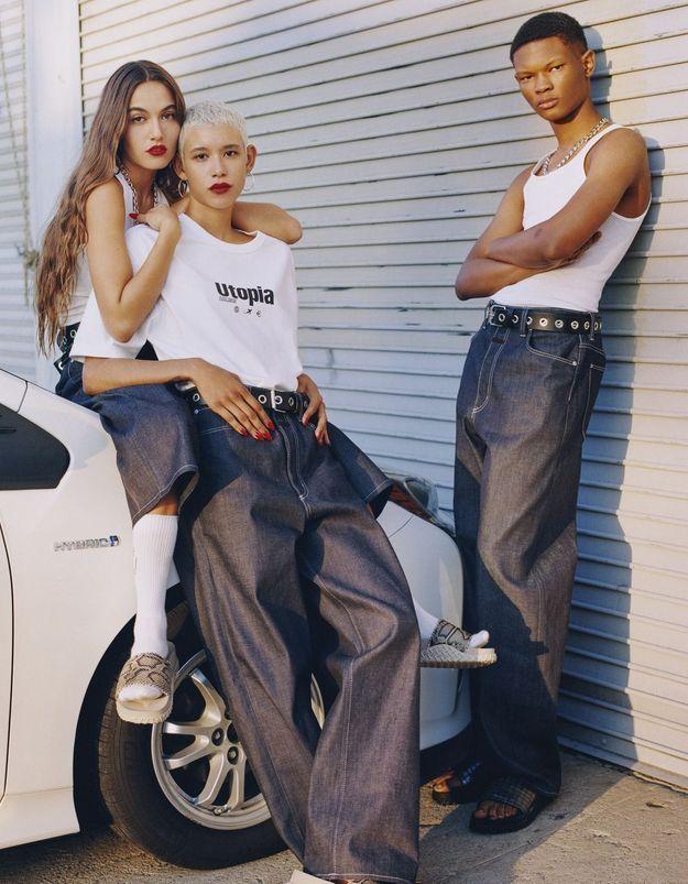 L'instant mode : La collab' so 2000 de H&M x Eytys