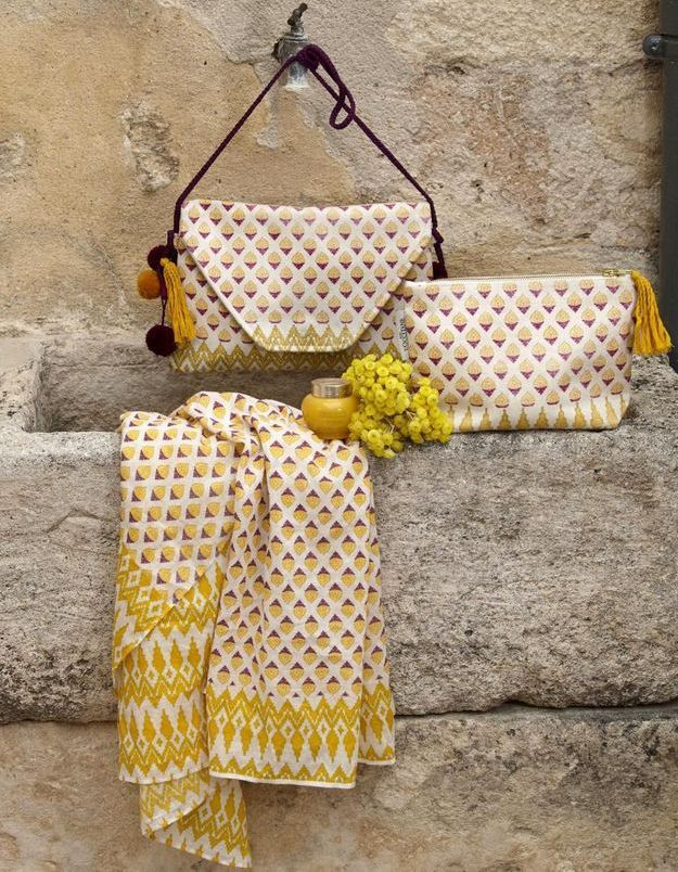 L'instant mode : la collection Antik Batik pour L'Occitane