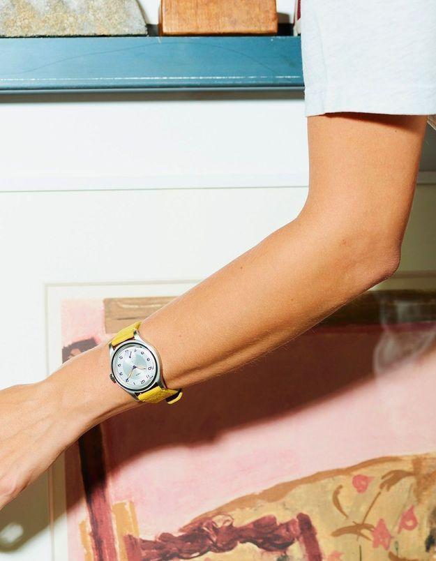 L'instant mode : la montre unisexe de Merci, la bonne idée cadeau