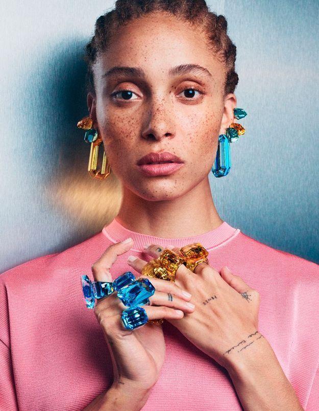 L'instant mode : la première collection de Giovanna Engelbert pour Swarovski