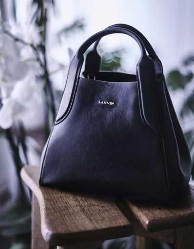 L'instant mode : le Cabas by Lanvin