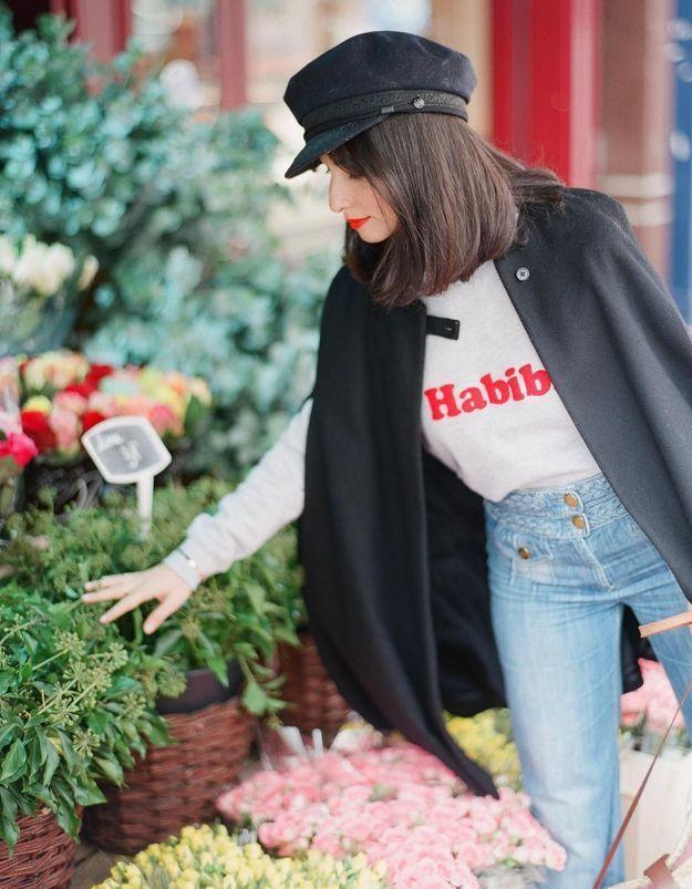 L'instant mode : le sweat solidaire d'Une Libanaise à Paris et Rime Arodaky