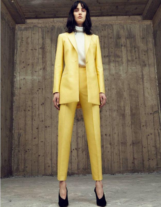 L'instant mode : le tailleur-pantalon de Pallas Paris
