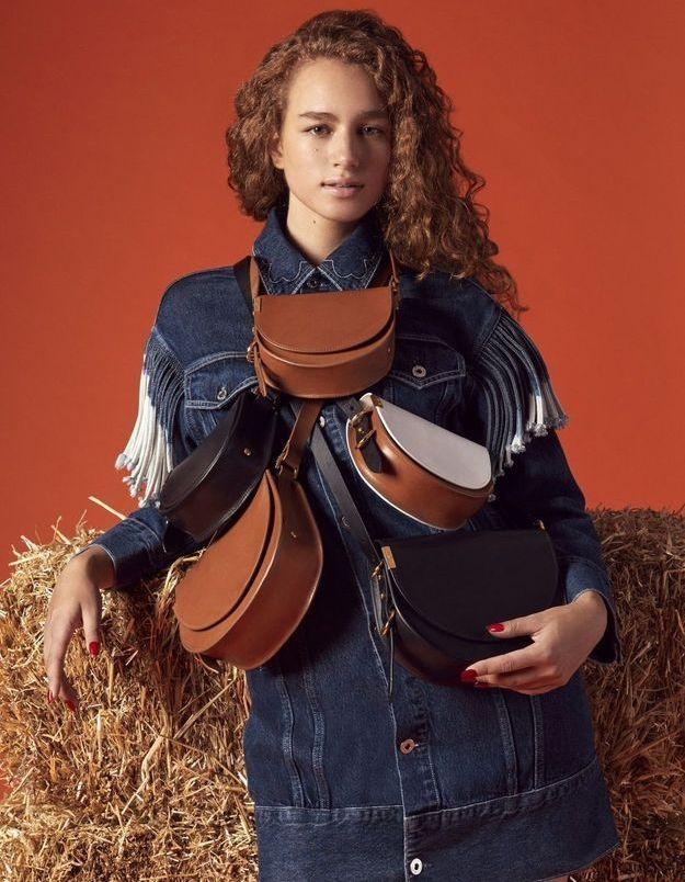 L'Instant Mode : Levi's dévoile sa ligne de sacs à l'inspiration western