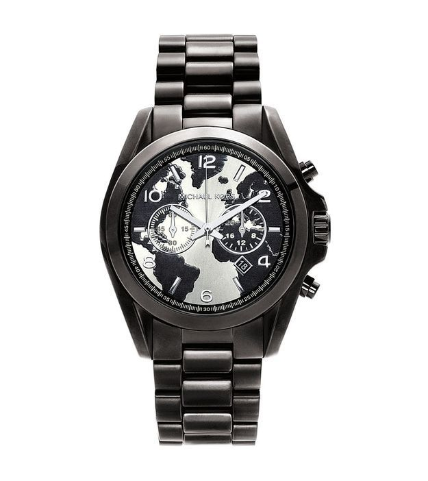Montre Bradshaw homme Michael Kors Watch Hunger Stop