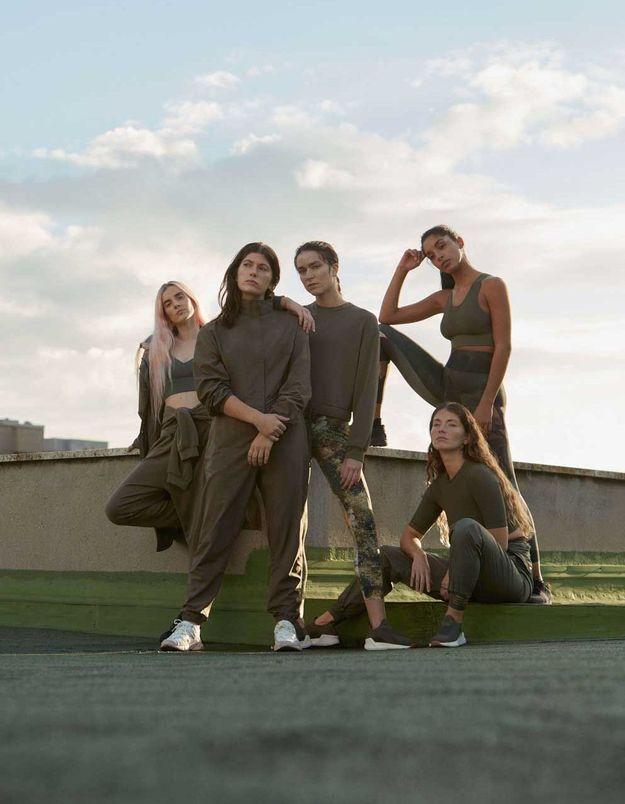 L'instant mode : Oysho Sport, des vêtements de sport pour toutes les championnes