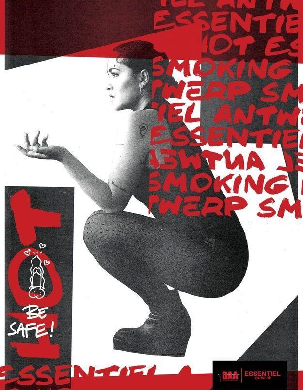 Essentiel Antwerp pour Designers Against Aids