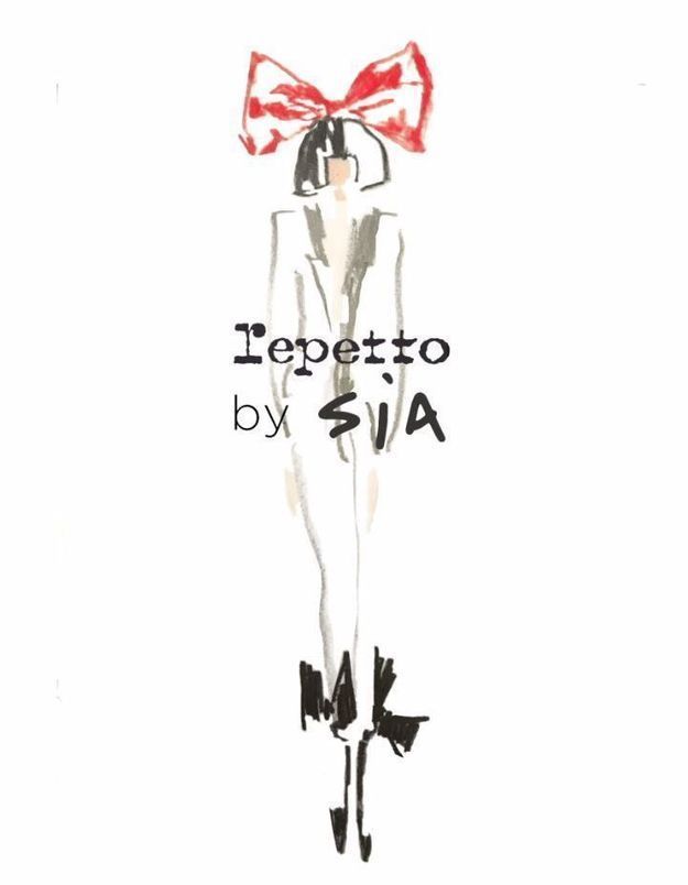 L'instant mode : Repetto by Sia, la collab' inattendue qui marche !