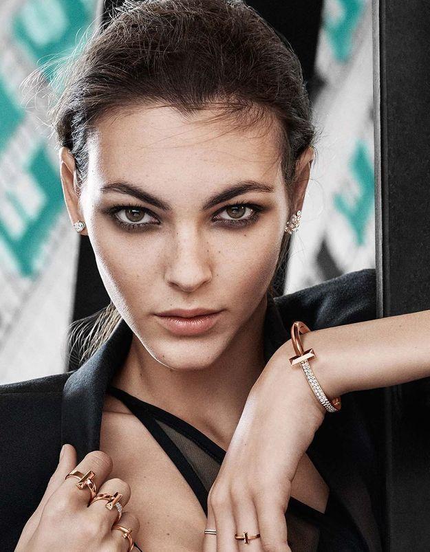 L'instant mode : Tiffany & Co. dévoile sa nouvelle ligne Tiffany T1