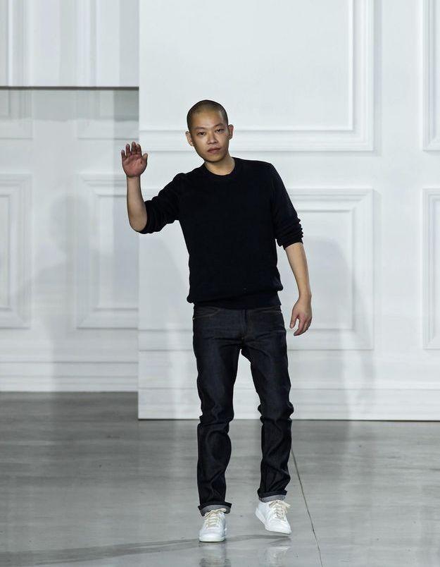 La cinquante-et-unième nuance de gris de Jason Wu