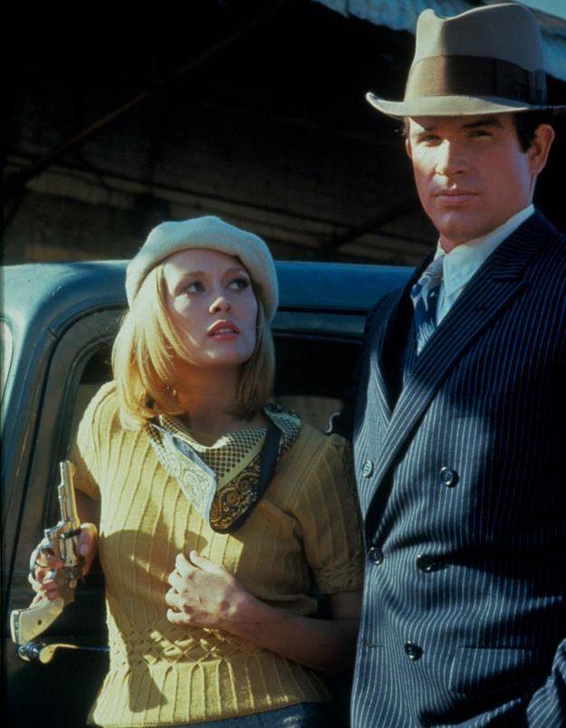 Le look de la semaine : Faye Dunaway dans « Bonnie and Clyde »