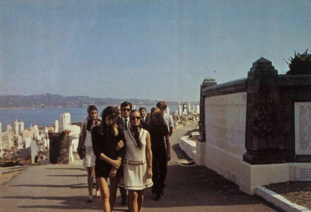 Le look de la semaine : Romy Schneider dans « La Piscine »
