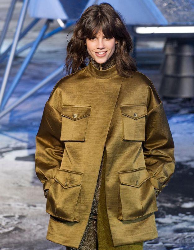 Le mannequin de la semaine : Antonina Petkovic