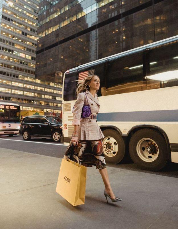 Le sac préféré de Sarah Jessica Parker est de nouveau en vente !