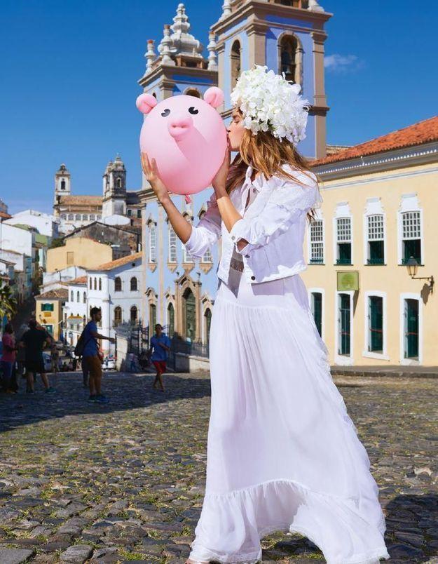 Naf Naf mariage à Bahia, une collection pour rayonner le jour J