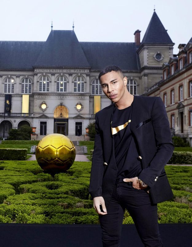 Olivier Rousteing : « J'aime ouvrir les portes du luxe »
