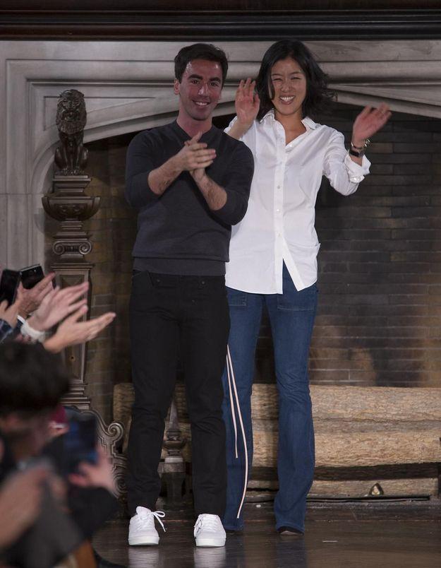 Oscar de la Renta : retour des créateurs Laura Kim et Fernando Garcia